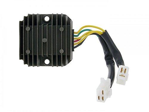 Regler/Gleichrichter IP32327 für Kymco, Beta, Kymco, Honda CN, Piaggio Hexagon, SYM