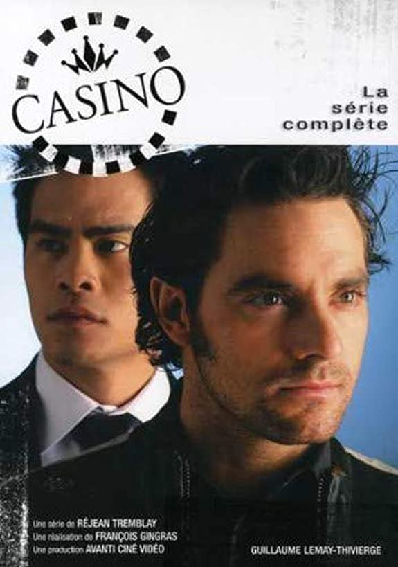 Casino-Serie Complete Original French ONLY Version - NO English Options
