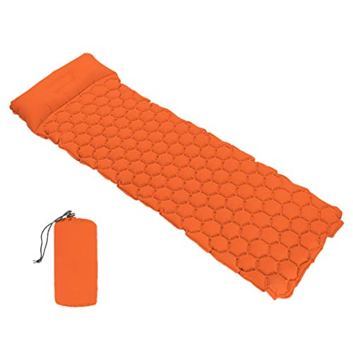 Bar Stools Self Inflating Sleeping Pad for Camping Best Inflatable Camping Mat for Backpacking, Traveling and Hiking