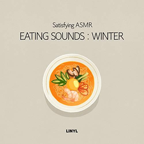Salmon Sashimi Eating Sound