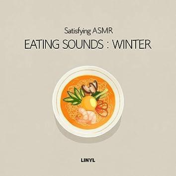 Satisfying ASMR: Eating Sounds (Winter)