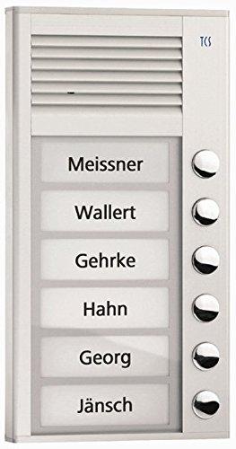 TCS Tür Control Türsprechstelle PAK06-EN
