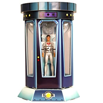 Young Justice DC Universe Classics SDCC 2011 San Diego ComicCon Exclusive 6 Inch Action Figure Superboy in Cloning Chamber by Mattel Toys