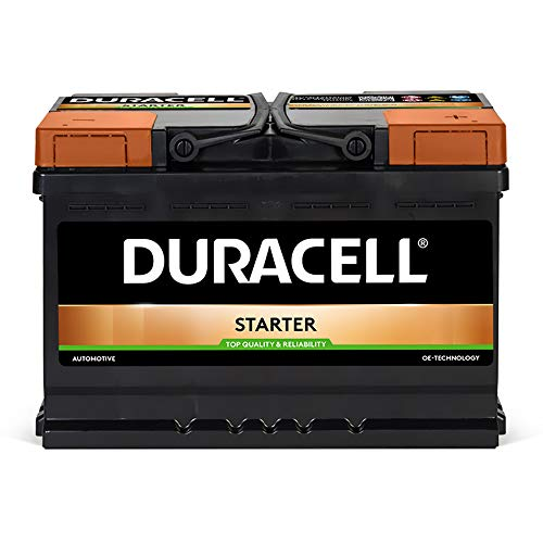 Preisvergleich Produktbild DS72 Duracell Advanced Autobatterie 12V 72Ah (096 - DS 72)
