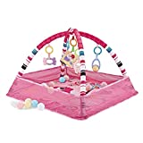 Baby Play Mat, More-in-One Activity Gym, Ball Pit, Educational Toy, Soft Toy, Newborn