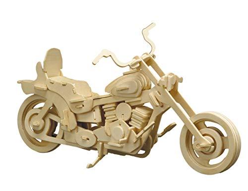 Holzbausatz 3D Puzzle Harley Davidson