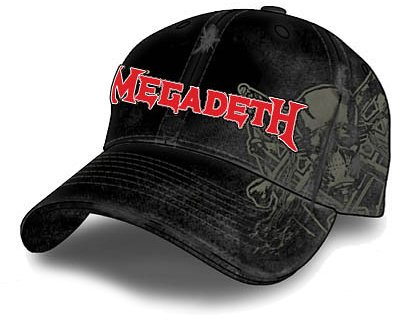 MEGADETH Killing is my … Baseballkappe
