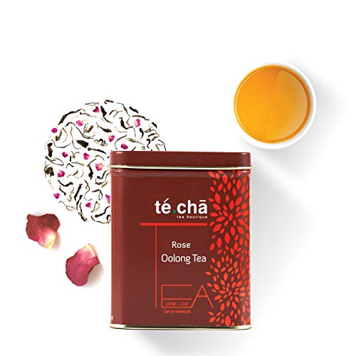 Te.Cha Oolong Green Tea | Loose Leaf Oolong Tea & French...