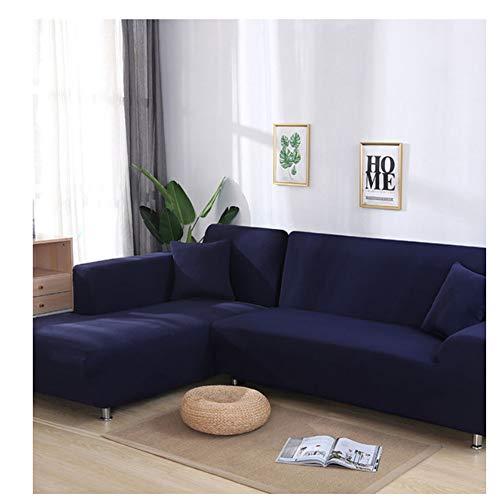 empty Elastische Sofabezug, Sofabezugabdeckung, rutschfeste Wohnzimmerdekoration (1/2/3/4 Sitz) M4 235X300Cm