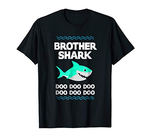 Brother Shark T-Shirt Doo Doo Mommy Daddy Sister Baby Tshirt - http://coolthings.us