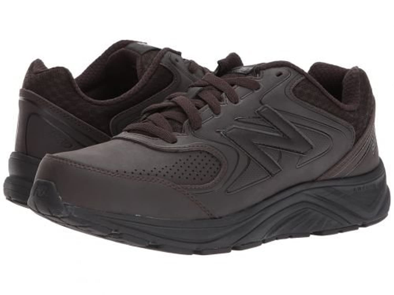 [ニューバランス] メンズ 男性用 シューズ 靴 スニーカー 運動靴 MW840v2 - Brown/Brown [並行輸入品]