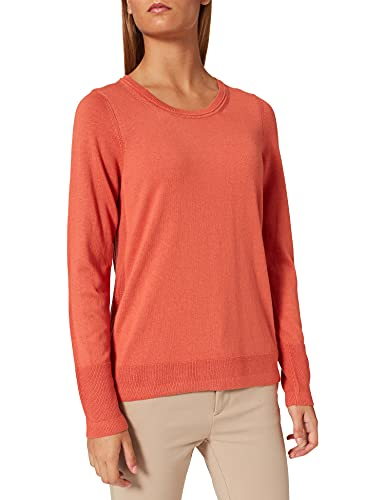 ESPRIT Basic Pullover mit Organic Cotton