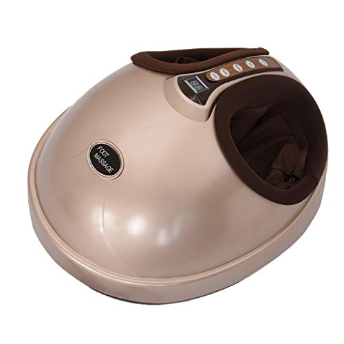 LYY luoyaob Electric Foot Massager Heating Rolling Air Pressure Massage Machine The Best Gift for Parents at Home(US in Stock Ship from US