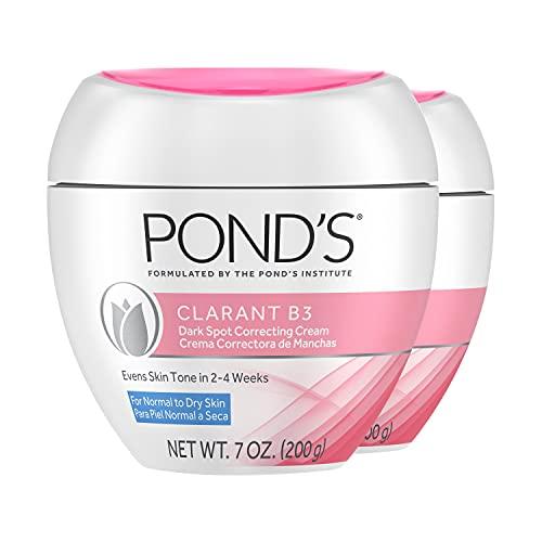 Pond's Dark Spot Corrector Clarant B3 Normal To Dry Skin, 7 Oz, Pack of 2