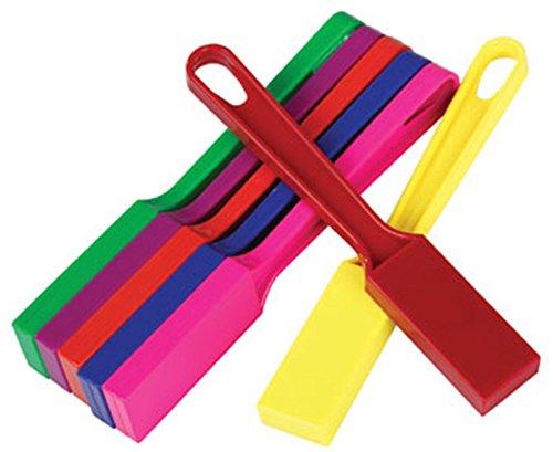Betzold Magnetstäbe, 7 Stück - Magnete für Experimente im Physik-Unterricht, Kindermagnet, Lehrmittel
