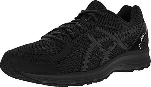 ASICS Jolt Men's Running Shoe, Black/Onyx/Black, 9 XW US