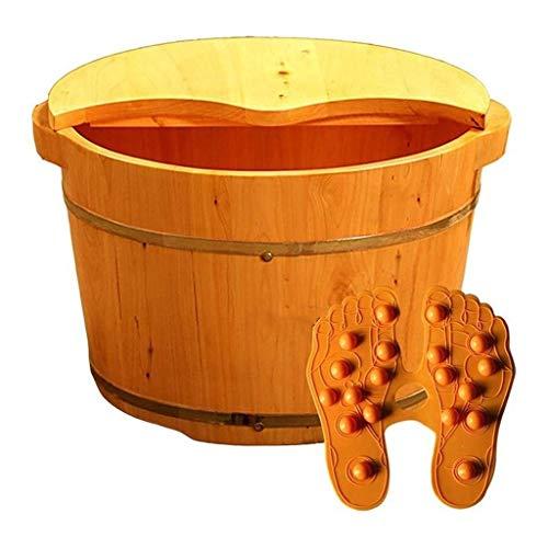 Bain de pieds Foot Spa bain de pieds bain de pieds Barrel Barrel Barrel Pédicure Massage Barrel santé Barrel SPA Massage Pédicure Barrel Accueil petite baignoire meilleur cadeau for la famille Bain de