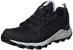 adidas Damen Terrex Agravic TR GTX Running Shoe, Core Black/Core Black/Ash Grey S18, 40 1/3 EU