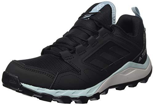adidas Terrex Agravic TR GTX, Zapatos de Low Rise Senderismo Mujer, Negro (Cblack/Cblack/Ash Gre 000), 40 EU