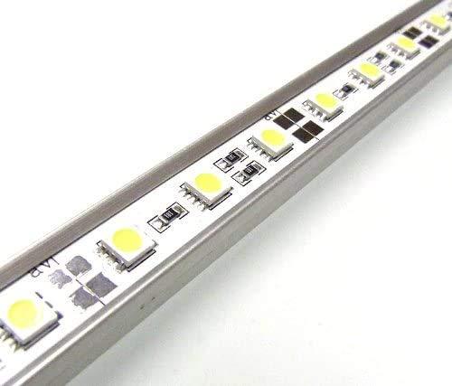 OCS.tec LED Aquariumbeleuchtung PowerLED Easy Leuchte Lampe 120cm Tageslichtsimulator Sonnenuntergang Mondlicht HQI T8 AB6