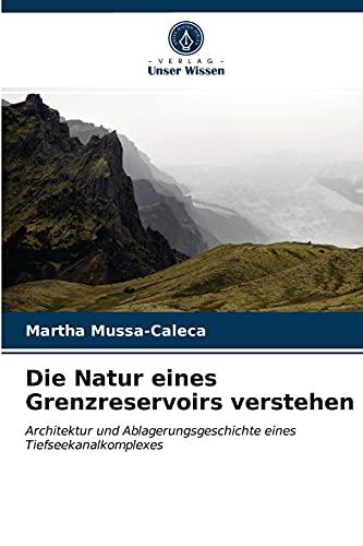 Die Natur eines Grenzreservoirs verstehen: Architektur und Ablagerungsgeschichte eines Tiefseekanalkomplexes