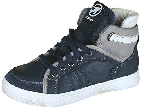 Momino 2900M Hohe Sneakers Chucks, Blau (50584 Navy), 40