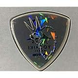 X JAPAN YOSHIKI モデル フェルナンデス ギターピック FERNANDES エックスジャパン デッドストック ホログラム クリア