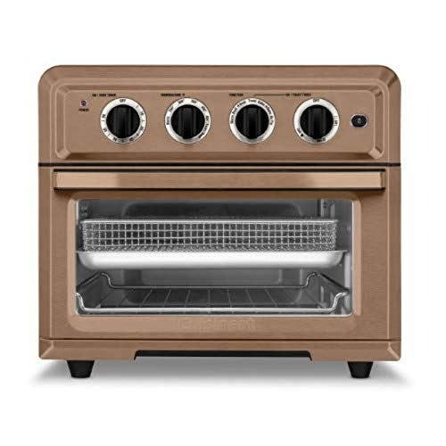 Cuisinart TOA-60CS Convection Toaster Oven Airfryer, Copper