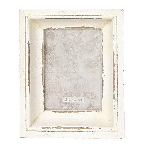 Clayre & Eef 2F0572 Fotolijst ca. 20 x 4 x 25 cm/13 x 18 cm.