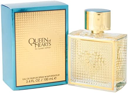 Queen Latifah Queen Of Hearts 100ml Eau De Parfum, 0.5 kilograms