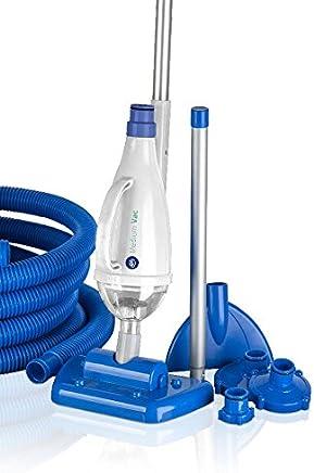 Gre AR20637 Medium Vac - Limpiafondos de Aspiración Manual para Piscina