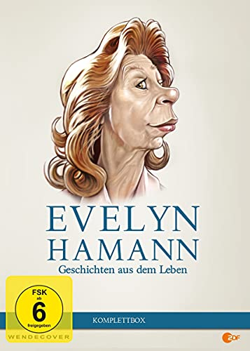 Evelyn Hamann - Geschichten aus dem Leben – Komplettbox (Softbox) [14 DVDs]