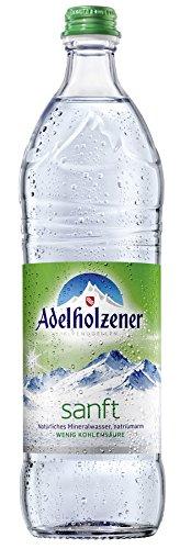 Adelholzener Mineralwasser sanft (6 x 750 ml)