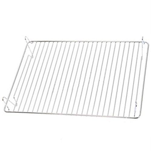 Spares2go Grill Pan cuadrícula de malla accesorio de para IKEA horno cocina (378mm X 340mm)