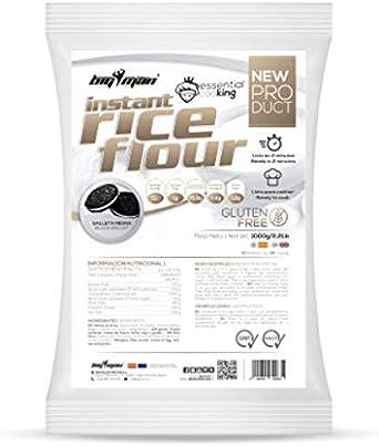 Big Man Instant Rice Flour - 1 kg Chocolate: Amazon.es ...