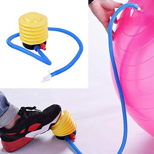 biteatey Multifunction Fußpumpe Luftpumpe Plastik Blasebalg Fussluftpumpe Für Party Hochzeit Ballon Yoga Gymanastik Übungen Ball Fabulous