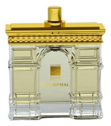 Jean Pierre Sand Triumphal women/femme, Eau de Parfum, Vaporisateur/Spray, 100 ml