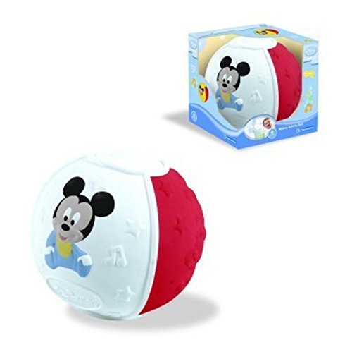 Clementoni - 14605 - Jeu éducatif premier âge - Mickey musical ball