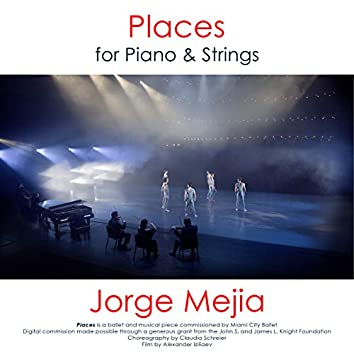 Places for Piano & Strings