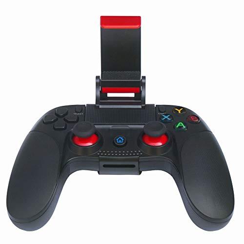 Preisvergleich Produktbild Karidesh Android Game Controller Wireless Bluetooth Gamepad für Android und Apple Mobile Phone - Unterstützung mit Coca Mobile Phone