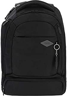 School Backpack-Black