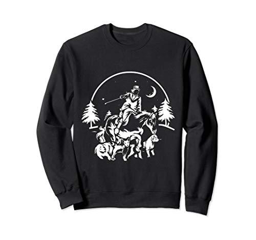 Jagdreiten Jagdreiter Reitjagd Sweatshirt