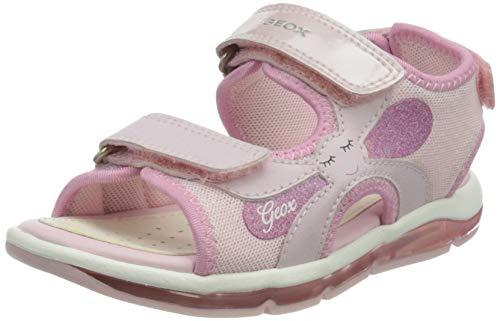 Geox B150EA05415 Bebé-Niñas, Pink, 27 EU