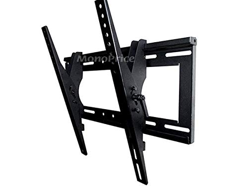 Monoprice Adjustable Tilting Wall Mount Bracket for LCD LED Plasma (Max 125Lbs, 32~52inch)