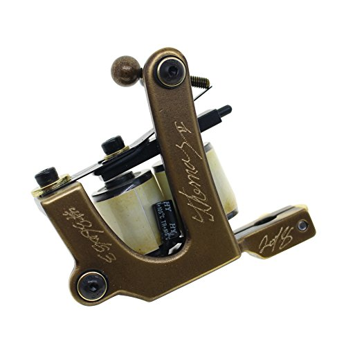 Thomas Shader Coil Tattoo Machine Handmade Tattoo Gun Coils 10 Wrap