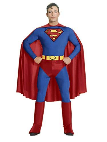 Rubie's-déguisement officiel - Superman - Costume Déguisement Adulte Classique - Taille M- I-888001M