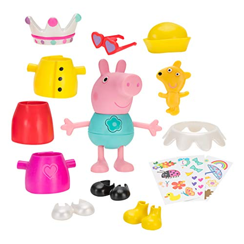Peppa Pig Talking Dress Up Peppa – Figura Grande