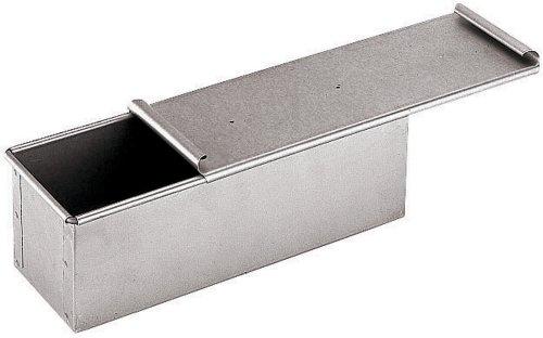 Paderno 41750-30 - Molde para pan y plumcake, 30 cm, Alumini