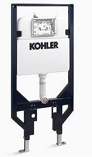 Kohler K-18647-NA Tank and Carrier for K-76395 Veil Intelligent Wall-Hung Toilet