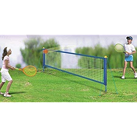 Junior Kids Driveway Tennis Set Boys Girls Kids Outdoor Fun Toys Gift